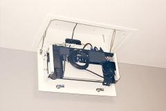 Потолочный рэковый шкаф 3U для активного оборудования MP-RM-CB-3U