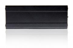Усилитель-распределитель DVI-SPD 1x4H. Вид с боку.