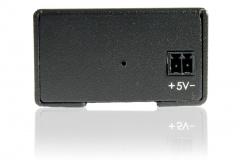 Модуль управления по локальной сети LIR-RMC-5. Вид со стороны выхода