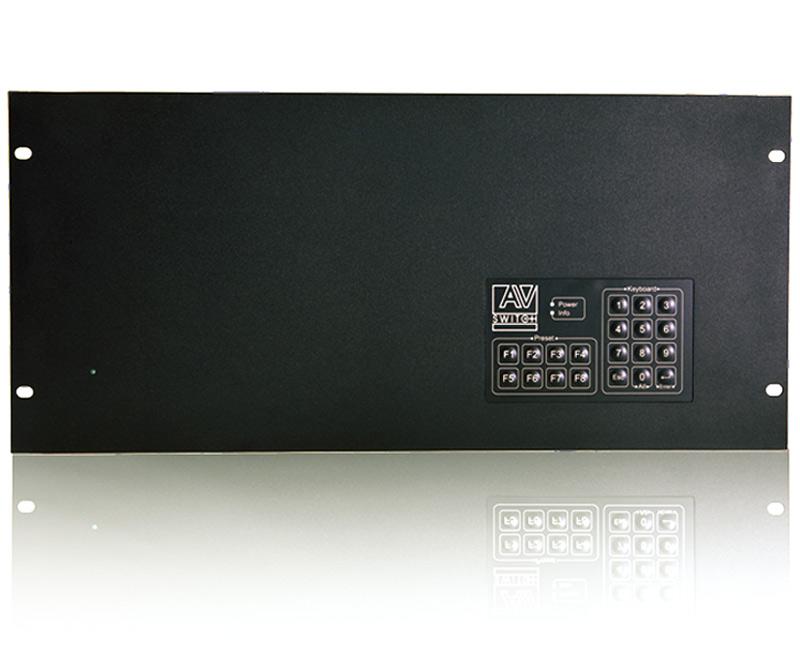 Матричный коммутатор DVI-SW 10x10
