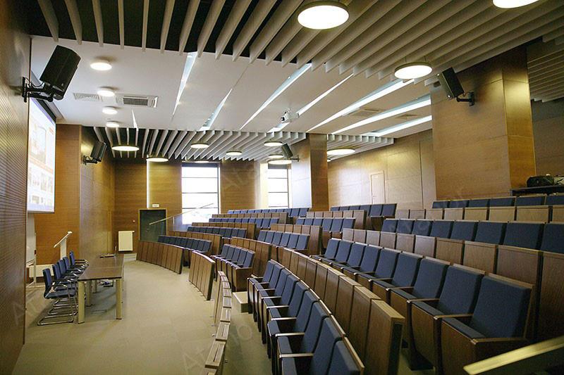 Коммутационное оборудование AV Production для конференц-зала «Белла Восток»