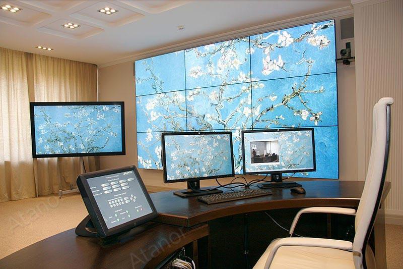 Система управления AV Production в медиакомплексе проекта «Электронное образование в России».