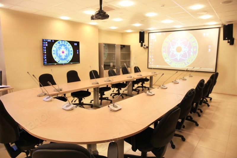 Системы управления и коммутации AV Production в ЦИАП Системы-112