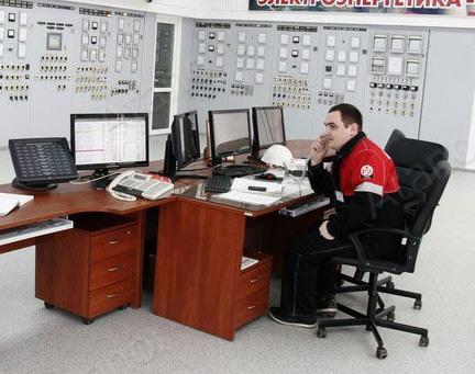 АРМ оператора ситуационного центра MS-MD-ARM8