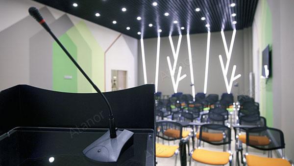 конференц-зал для «Каширского Двора»