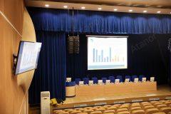 Конференц-система AV Production в главном конференц-зале МЭС