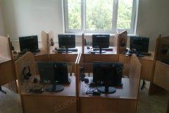 Лингафонные кабинеты в Военном университете Министерства обороны РФ