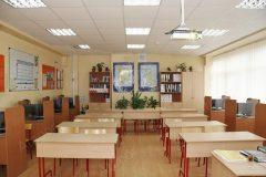 Лингафонный кабинет в колледже №21